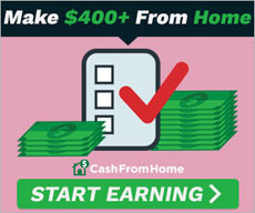 Survey Voices – Cash From Home